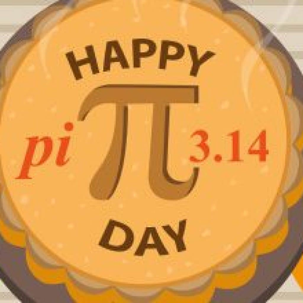 Pi Day at Renert – March 14, 2017