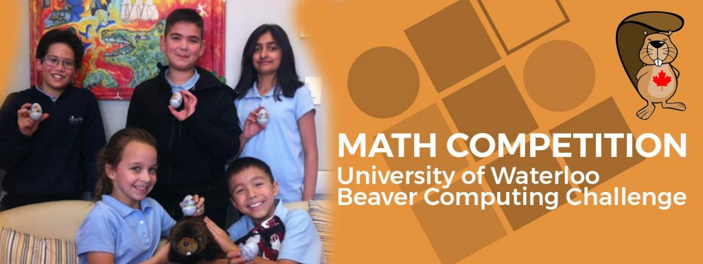 Math Competition-News from the Front