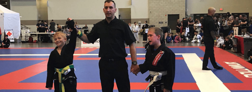 Renert collects bronze medals at the AB Provincial Grappling Championship