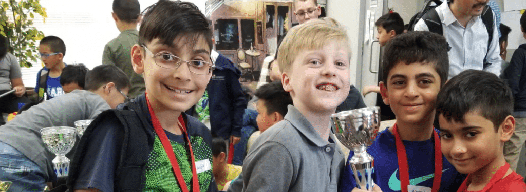 Renert School successfully defends its chess title (Division 1 and Division 2 Calgary Champions)