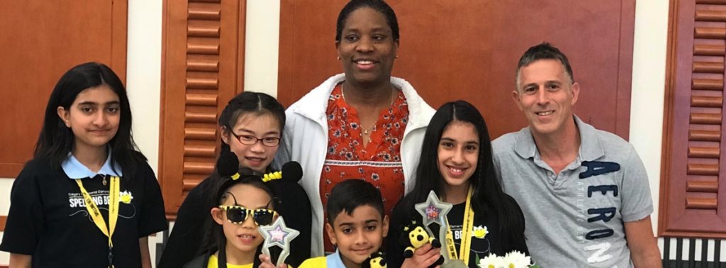 Elementary School Spelling Bee: Renert collects the medals… AGAIN